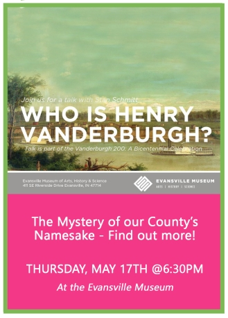 Who is Henry Vanderburgh- Event Graphic copy